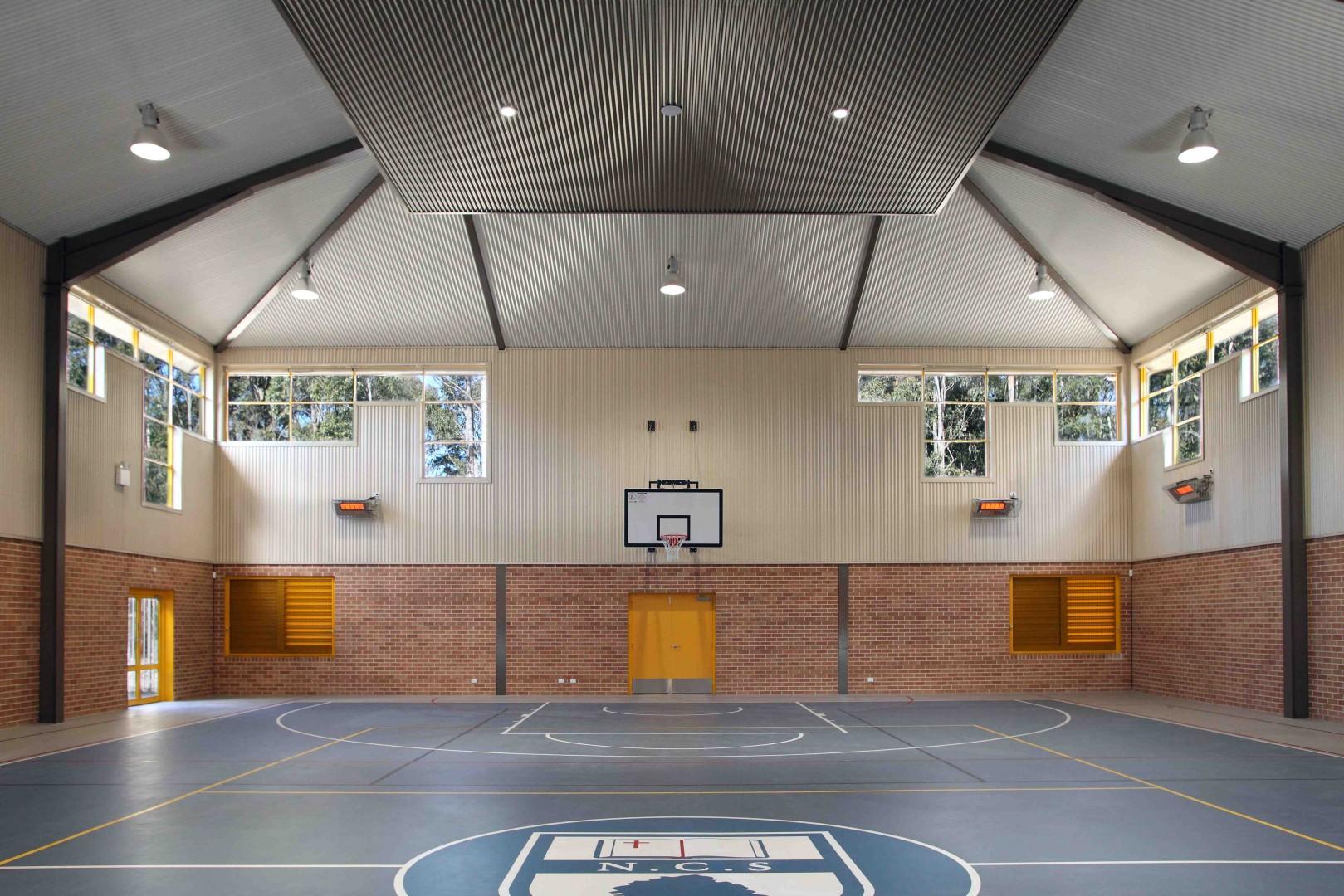 Gym-interior