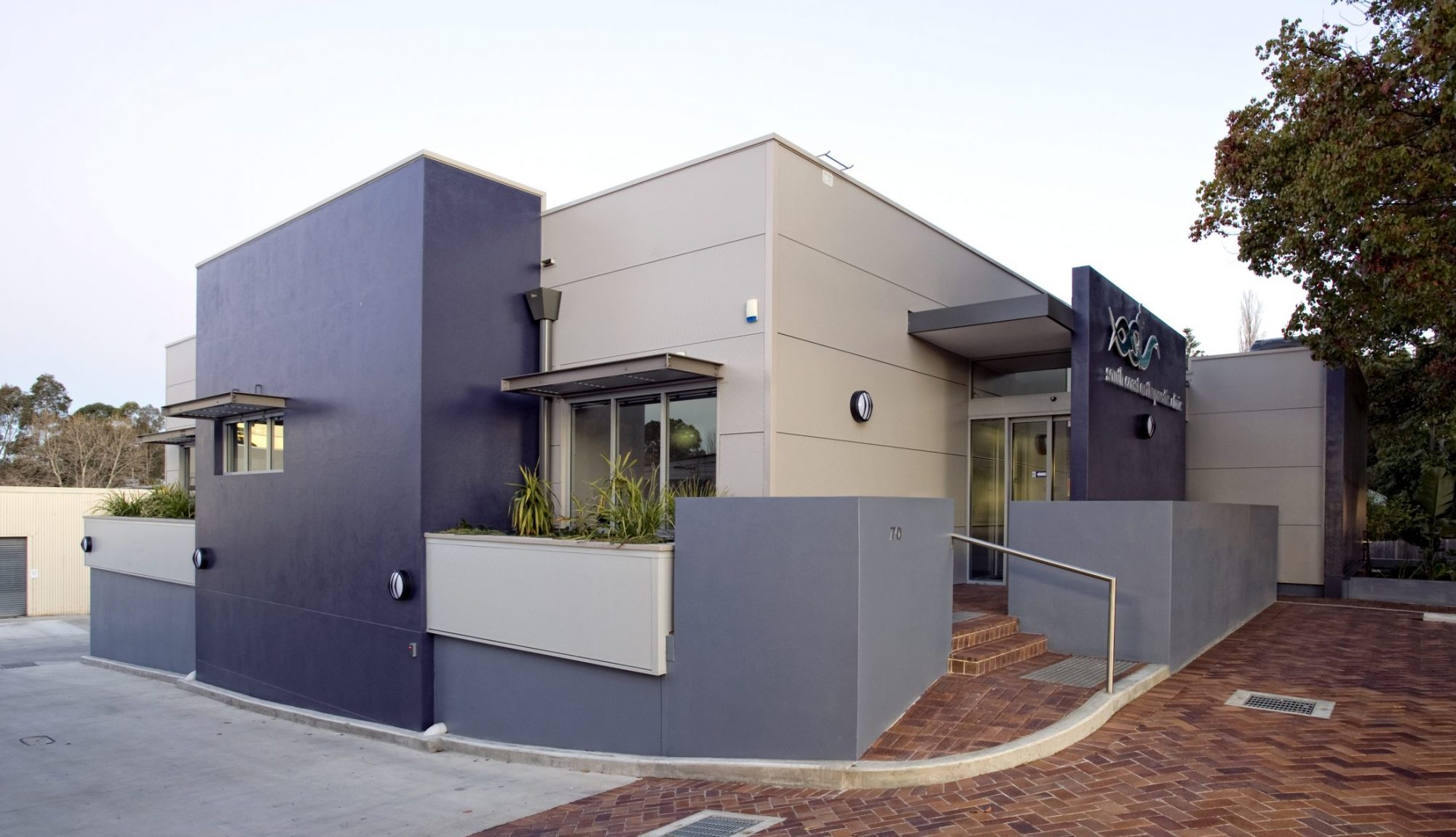Contemporary Design for South Coast Orthopaedic Clinic