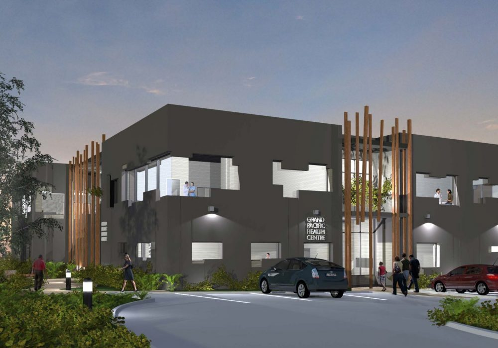 Super Clinic design inspired by Shoalhaven River