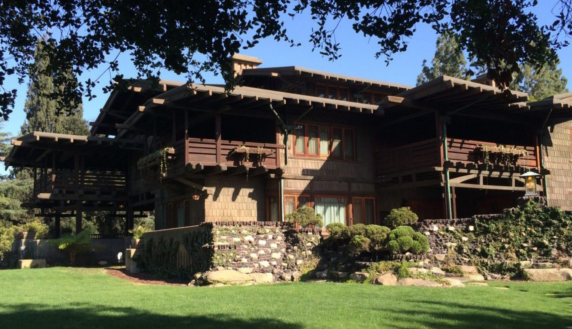 Gamble House – Architecture as Fine Art