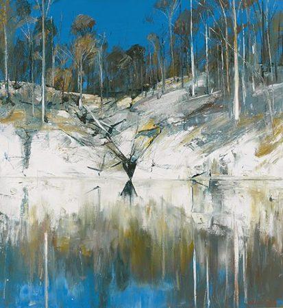 Arthur Boyd Painting