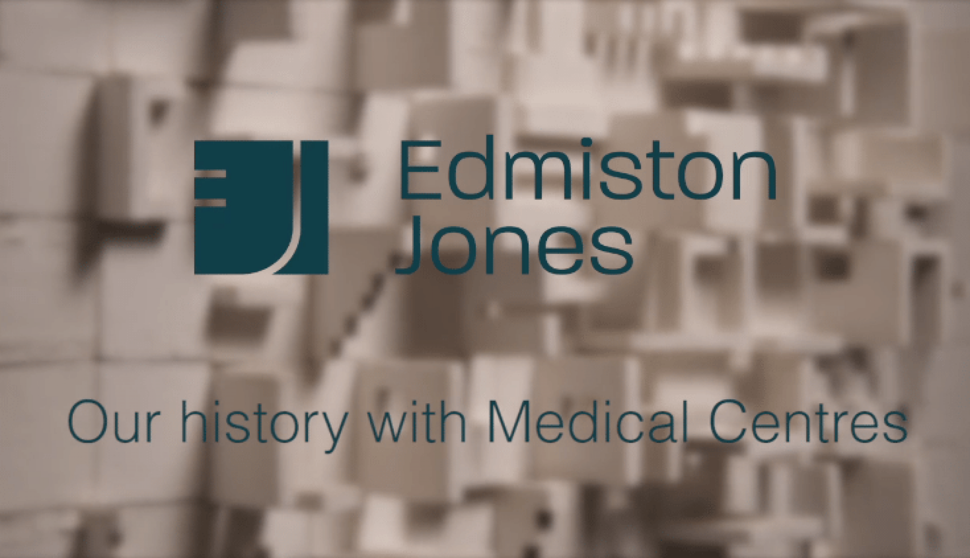 Our History with Medical Centres