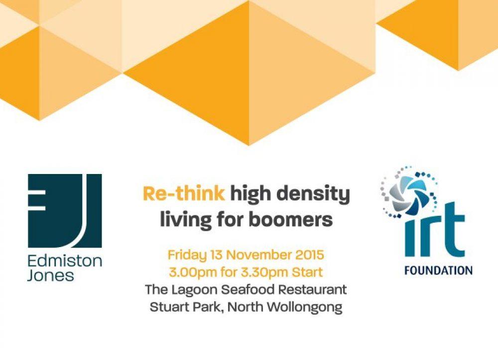 High Density Living for Seniors