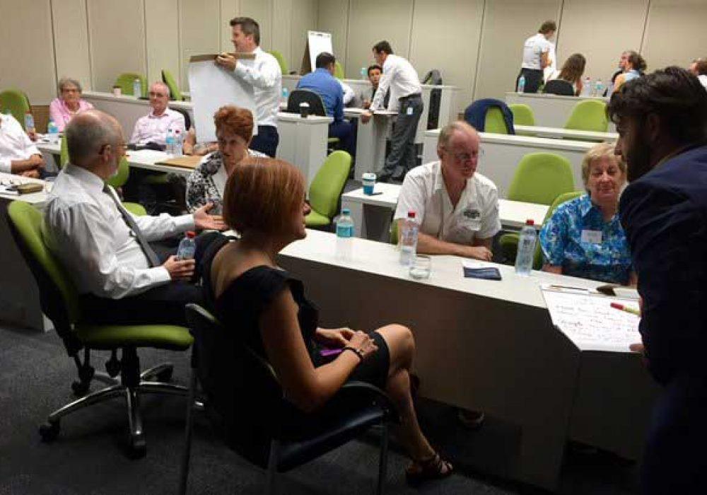 Mature Workforce Participation Roundtable