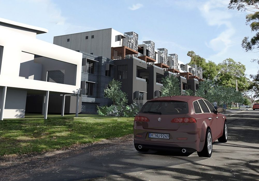 Fegen Street Residential Development