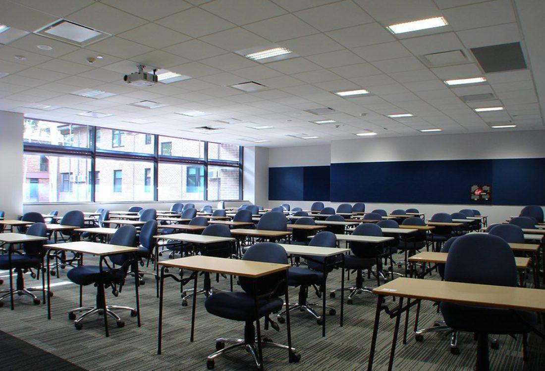 Building 19 First Floor Classroom