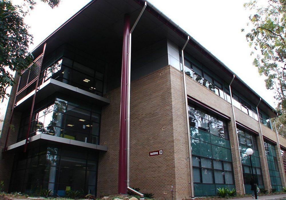UOW Building 19 & 24