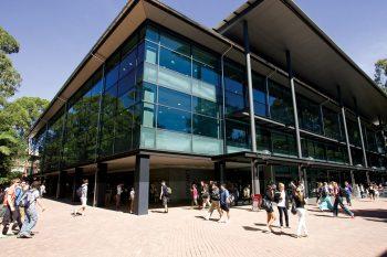 UOW Library Extension & Refurbishment