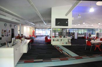 TIGS Headmaster Office, Reception & Library Alterations