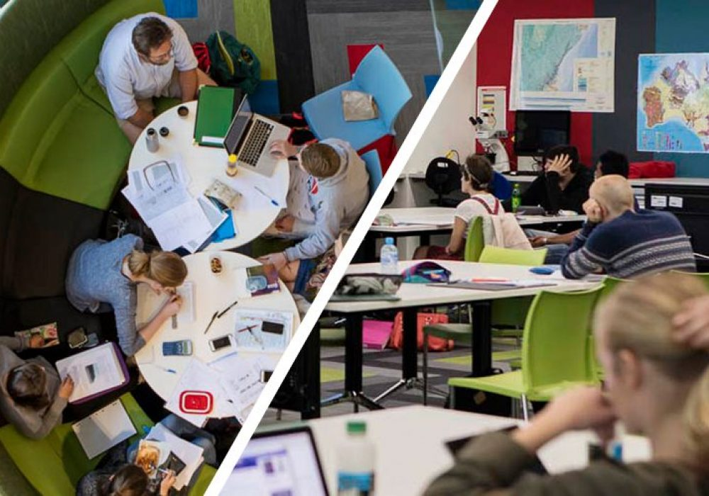 Flexible Learning Spaces: Beyond the Factory