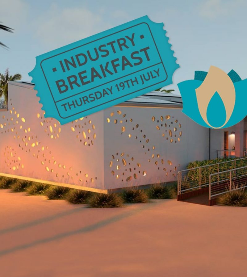 Desert Rose: Industry Breakfast