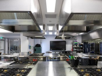 EDMUND RICE COLLEGE HOSPITALITY AND TAS LEARNING SPACES