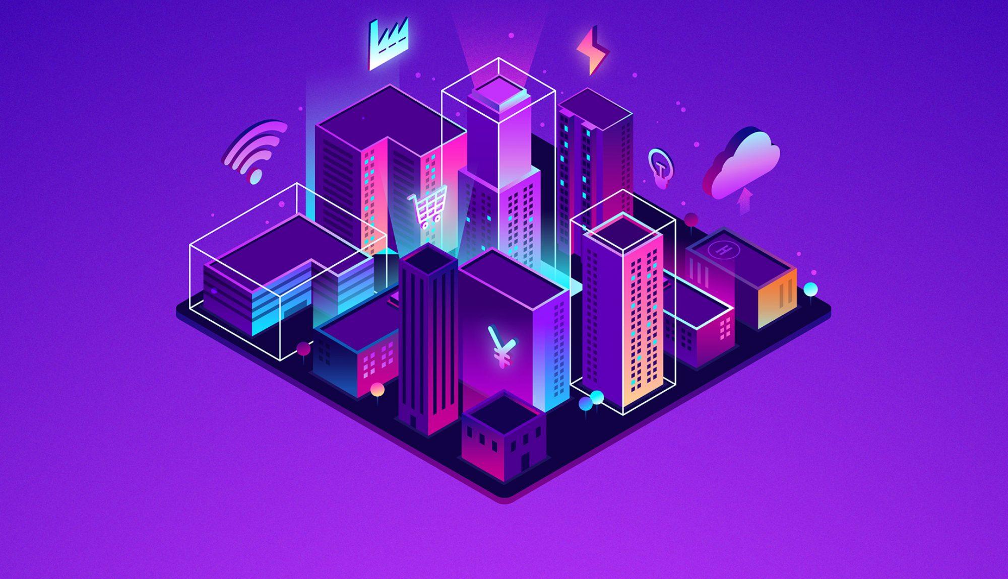 Smarter buildings… Building smarter